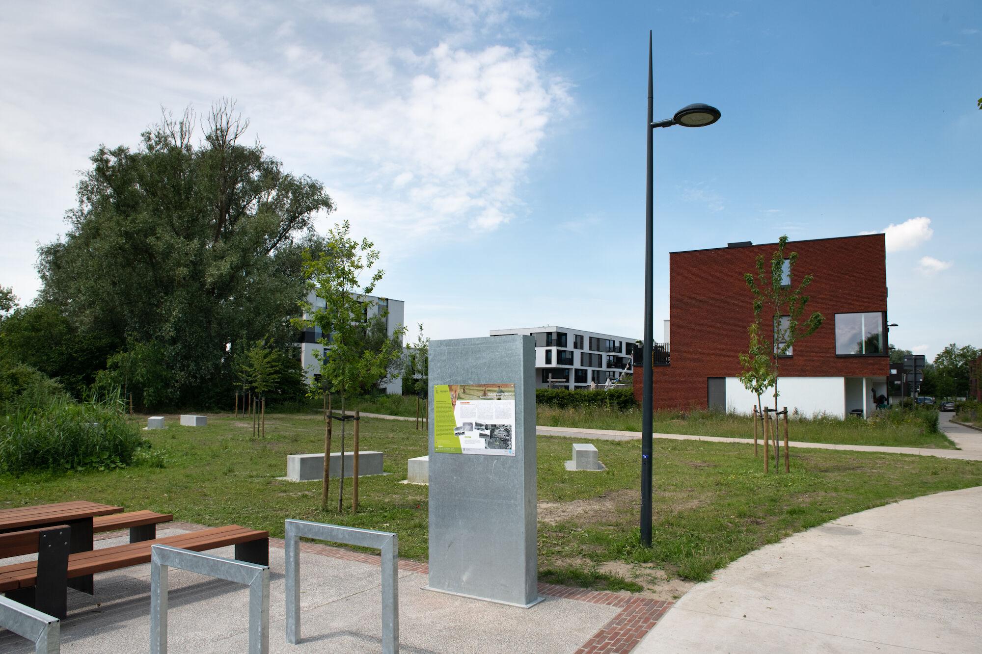 Alsberghe-Van Oost woonproject