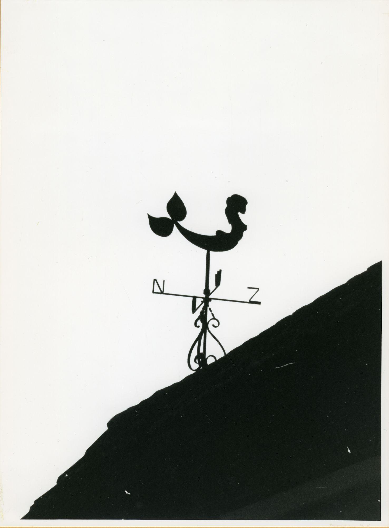 Drongen: Beekstraat 148: Windwijzer, 1979