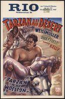 Tarzan au désert | Tarzan in de woestijn, Rio, Gent, 14 - 28 oktober 1947