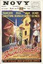 La Rue des Bouches Peintes | De straat der geverfde lippen, Novy, Gent, 25 - 31 mei 1956