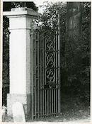 Mariakerke: Eeklostraat 13-15: Hek, 1979