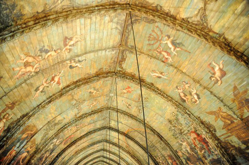 Restauratiewerken Sint-Pietersabdij 46