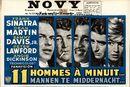 11 Hommes à Minuit... | 11 Mannen te Middernacht..., Novy, Gent, 25 -31 augustus 1961
