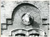 Mariakerke: Alphonse Claeys Bouuaertlaan: Beeldhouwwerk, 1979