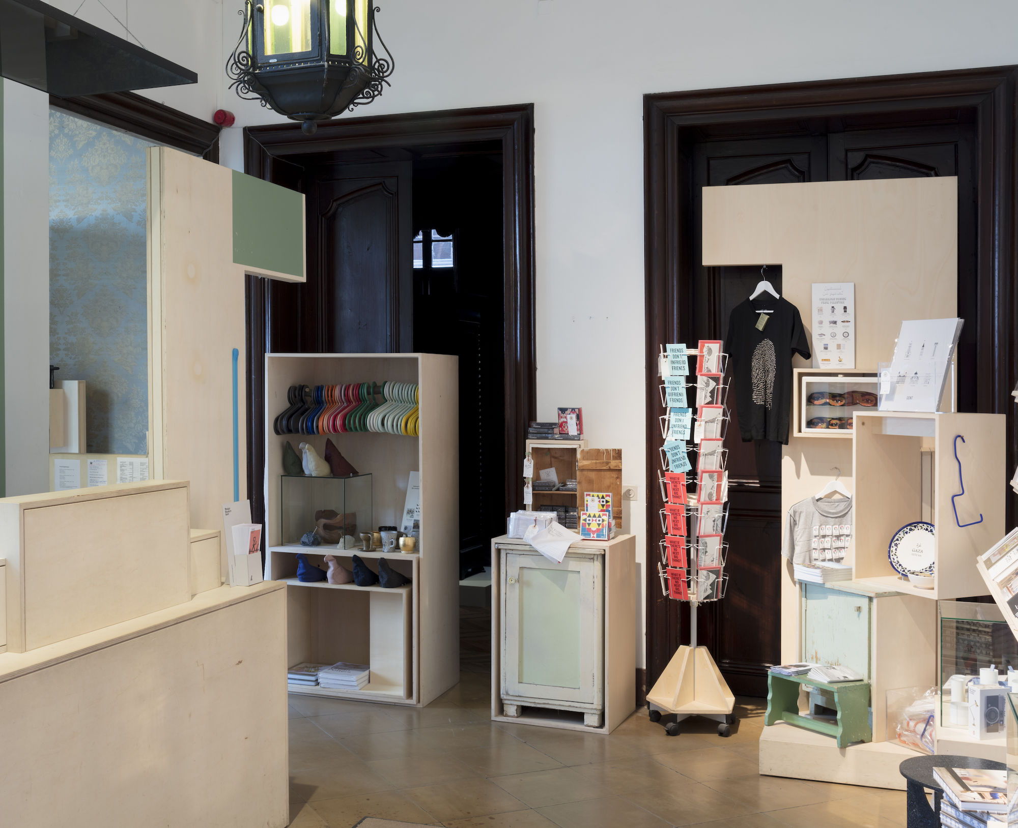Design Museum Gent shop