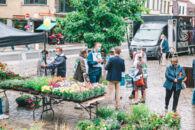 Markt Drongen