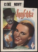 Anuschka, Cine Novy, Gent, 30 april - 6 mei 1943