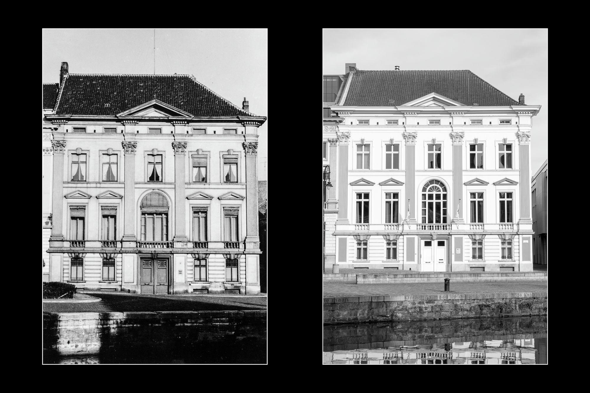 Gent: Hof van Gruuthuuse/Fiennes, Korenlei