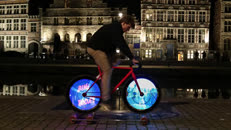 Bike to the Future - Monkeylight