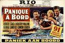 Panique à Bord   The Last Voyage   Paniek aan Boord, Rio, Gent, 17-20 maart 1961