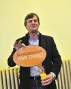 Gentse gemeenteraadsleden gaan op de foto voor Fairtrade 07