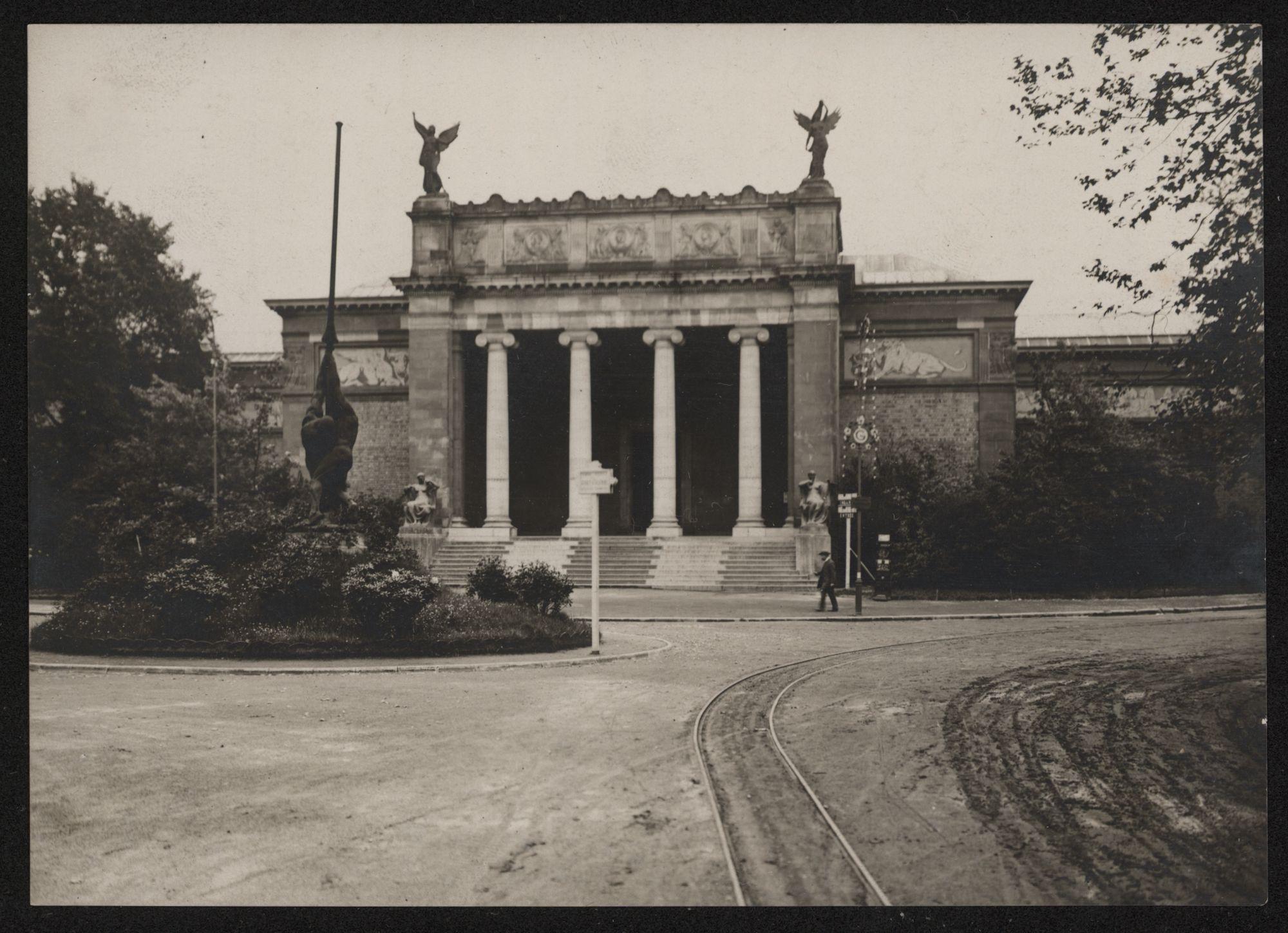 Gent: Citadelpark, Museum voor Schone Kunsten