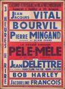 La  Grande émission Pêle-Mêle et ses célèbres rubriques, Casino-Kursaal  Blankenberghe, 5 juli 1947