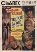 Tricoche et Gagolet détectives, Rex, Gent, 19 - 25 mei 1939