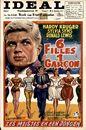 6 Filles et 1 Garçon | Bachelor of Hearts | Zes Meisjes en Een Jongen, Ideal, Gent, 11 - 17 augustus 1961