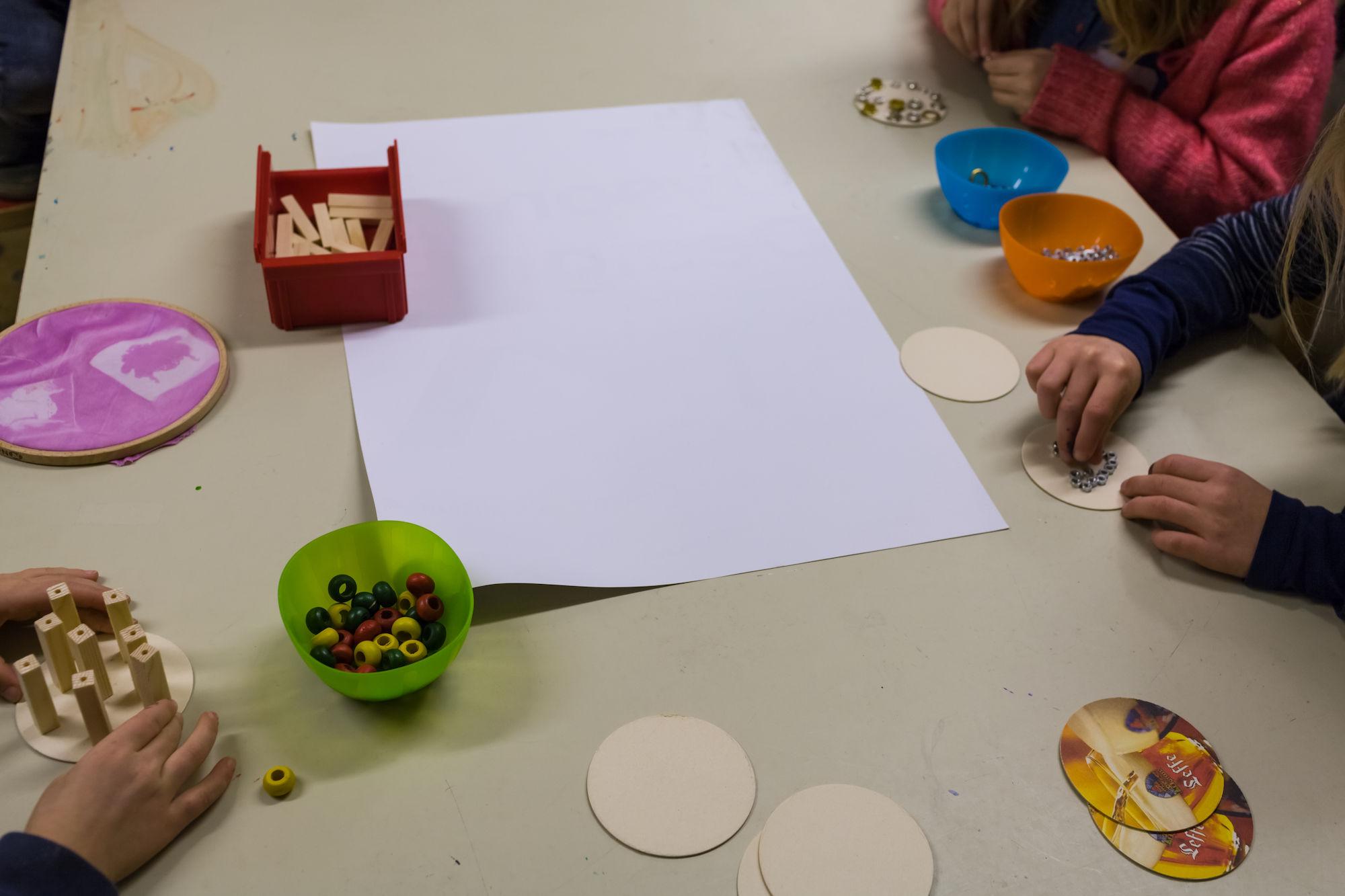 Lightopia - workshop lichtgevende verf