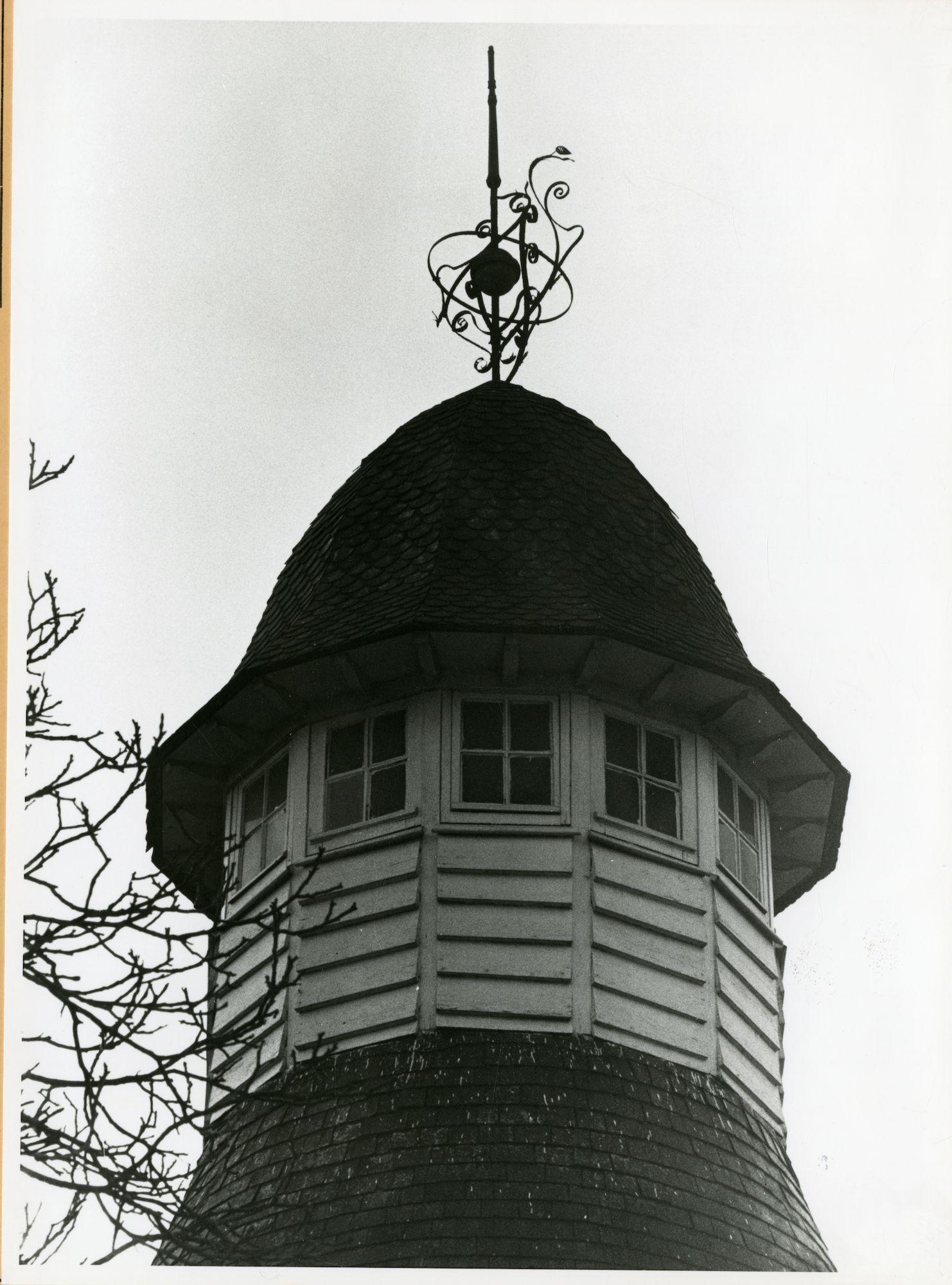 Gent: Koningsdal 30: Smeedwerk, 1979