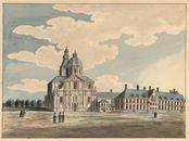 Gent: Sint-Pietersabdij en Sint-Pietersplein