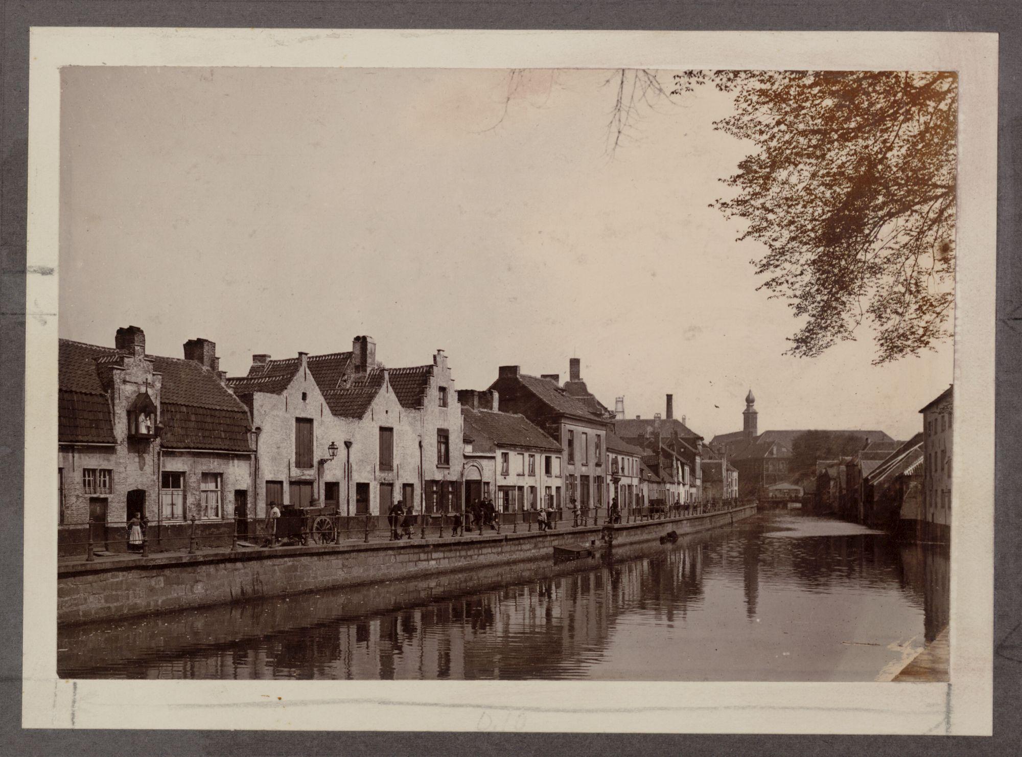 Gent: Sint-Antoniuskaai