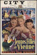 Jeunes filles de Vienne   Meisjes van Weenen, City, Gent, 25 - 31 mei 1951