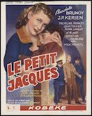 Le petit Jacques | Kobeke, [Rex], Gent, april 1954