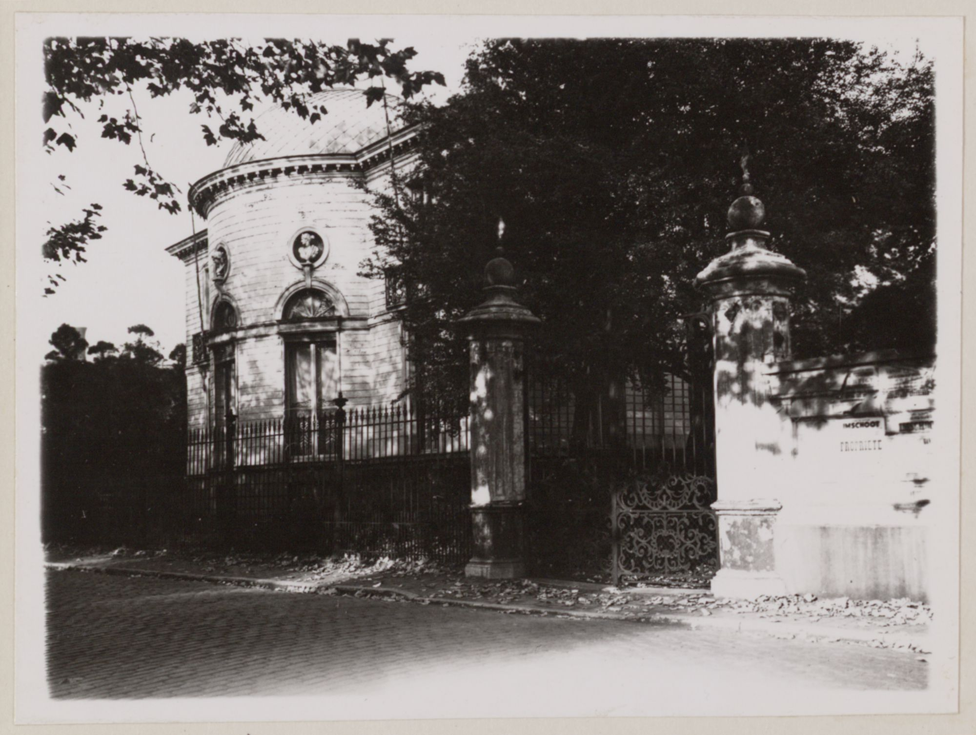 Gent: Huis De Groote, Ferdinand Lousbergskaai