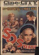 S.O.S. Vertu   Een listige vrouw, Cine City, Gent, [10 - 16] mei 1940