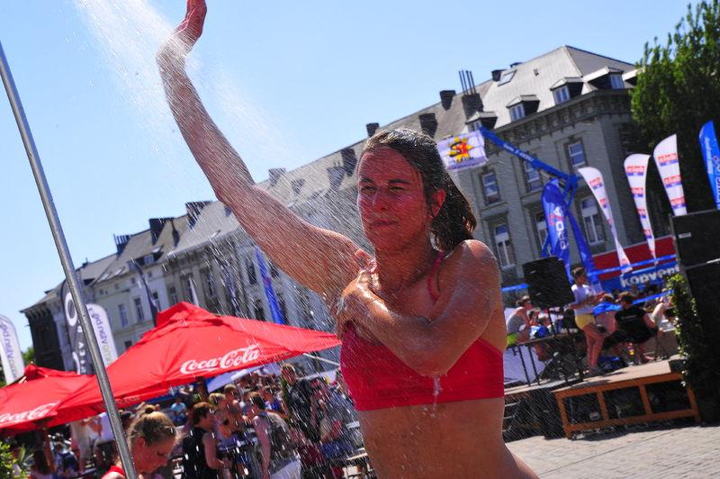 Belgian Beachvolley Championship 2012 - Gent 01
