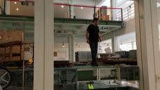 Design Museum Gent - Hydraulische vloeren
