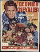 The Raiders │ Le dernier chevalier │ De laatste ridder, [Century], Gent, 1953