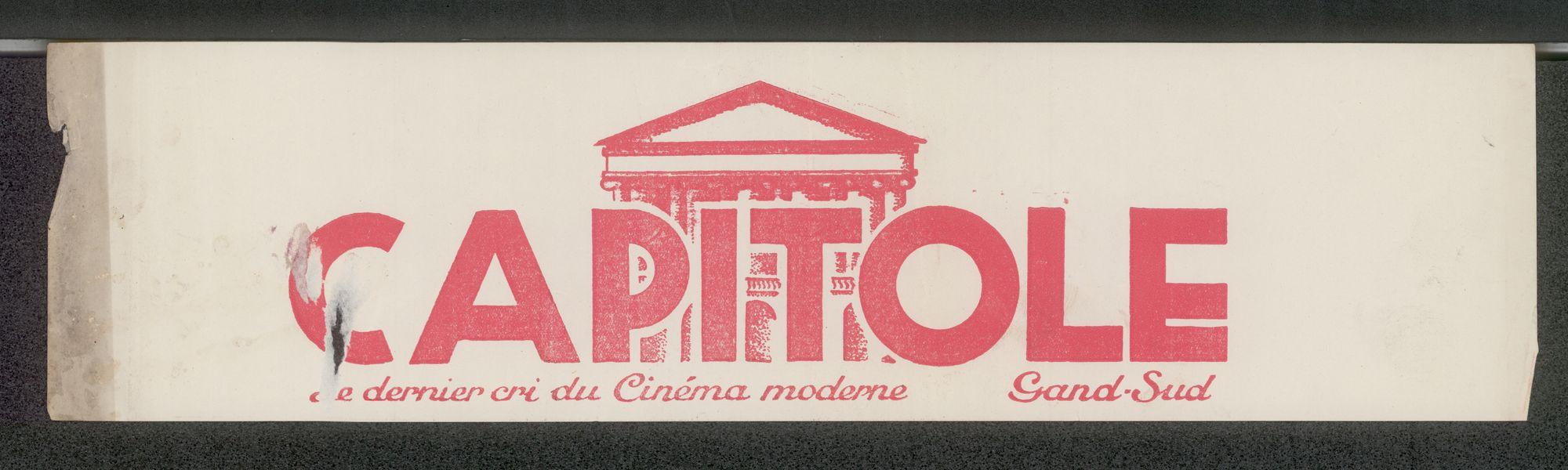 Cinema Capitole, Gent