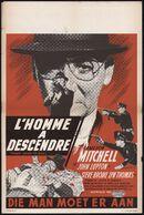 Three Came to Kill | L'homme à descendre | Die man moet er aan, [Gent], juli 1961