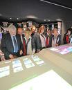 Officiële Opening toeristisch infokantoor Oude Vismijn 10