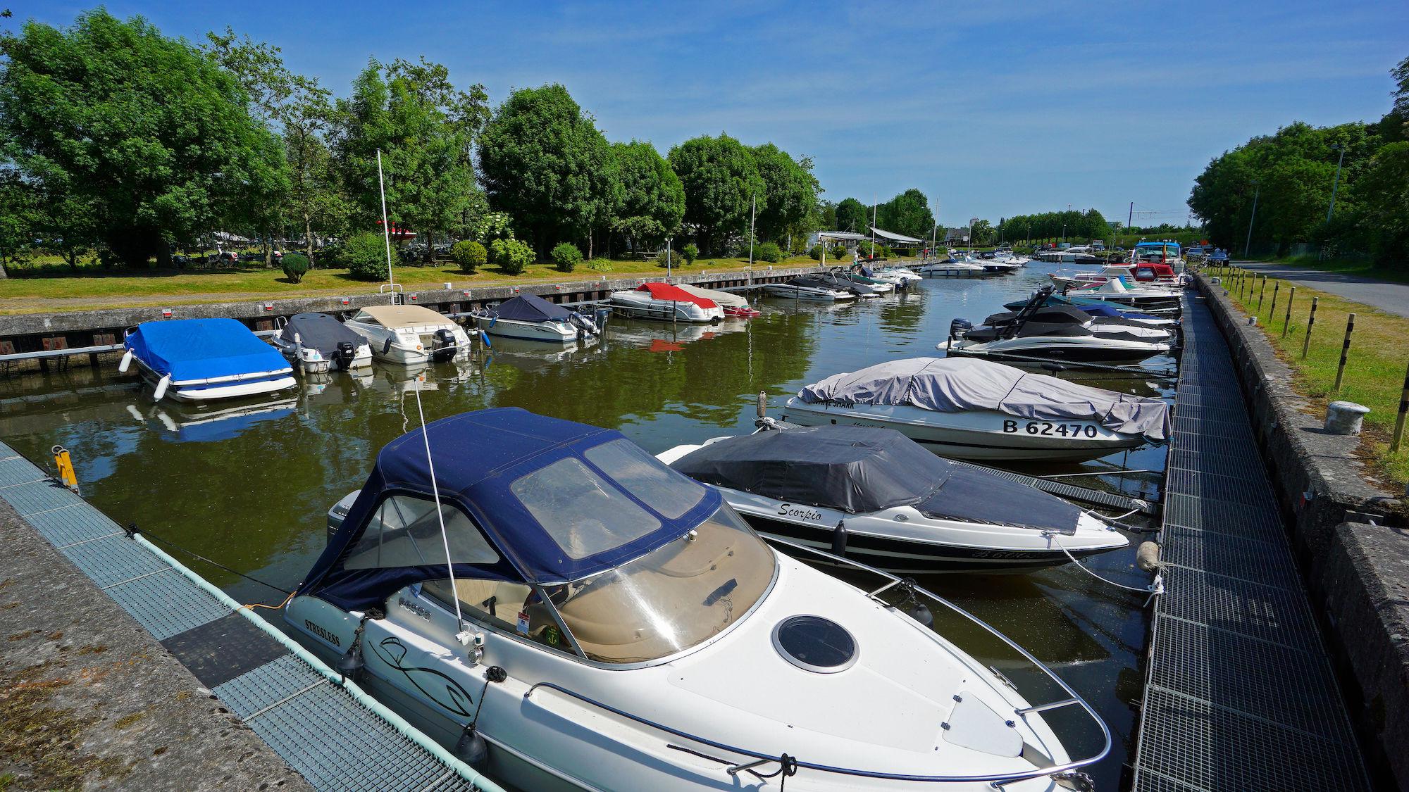 jachthaven VVW Gent - Leie