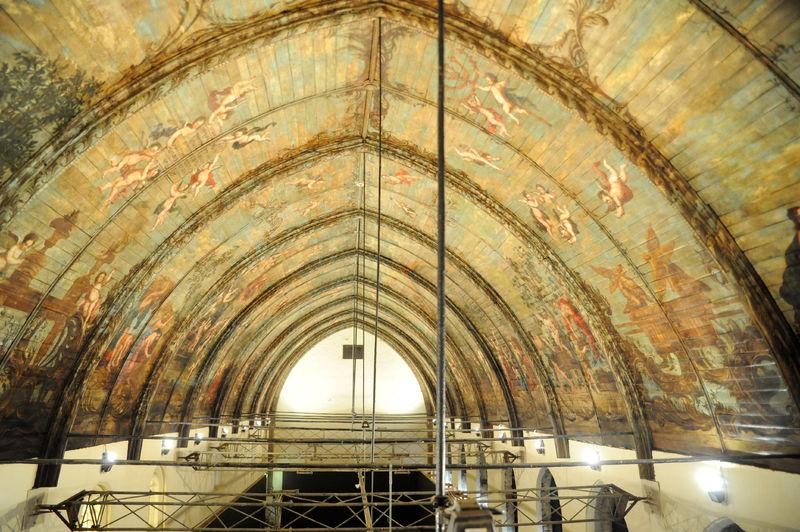 Restauratiewerken Sint-Pietersabdij 52