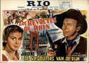 Les Révoltés du Rhin | Der Schinderhannes | De Vrijbuiters van de Rijn, Rio, Gent, 29 april - 2 mei 1960
