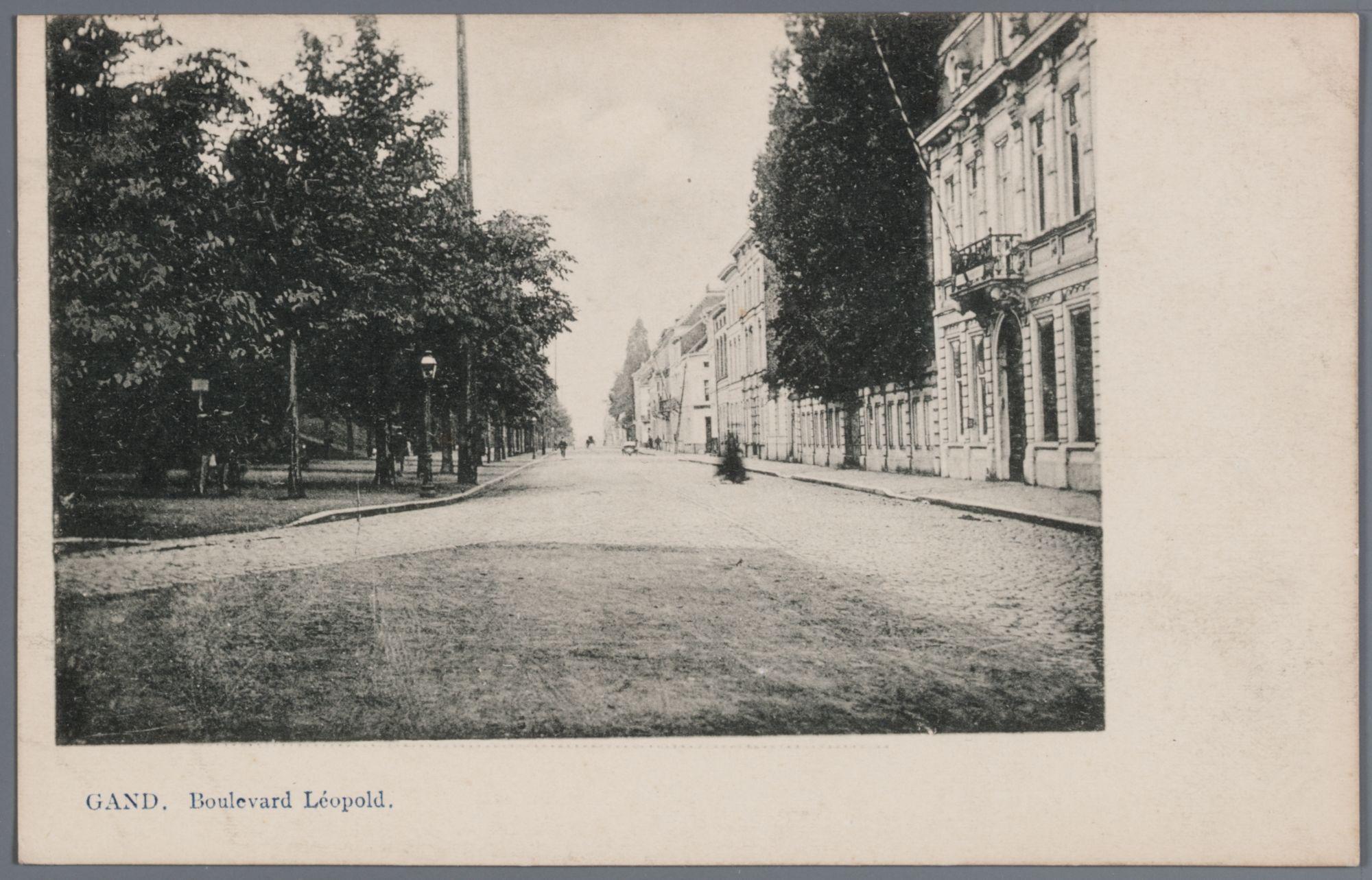 Gent: Leopold II-laan