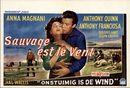 Sauvage est le Vent   Wild Is The Wind   Onstuimig is de Wind, 1959