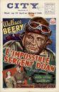 L'Impossible Sergent Doan | De Onmogelijke Sergeant Doan | The Bugle Sounds, City, Gent, 22 - 28 april 1949