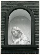 Sint-Denijs-Westrem: Kouterstraat 24: Niskapel, 1980