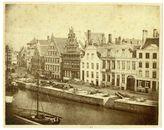 Gent: Graslei, Korenstapelhuis, Korenmetershuis, Huis der BVrije Schippers