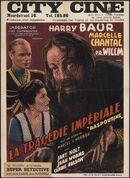 Raspoutine   La tragédie impériale, City Cine, Gent, 14 - 20 oktober 1938