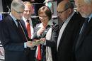Officiële Opening toeristisch infokantoor Oude Vismijn 46