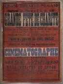 Grande fête de charité. Le cinématographe de Lumière, Grote Schouwburg (nu Opera), Gent, 21 maart 1896
