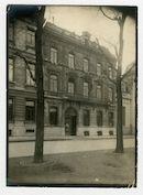Gent: Kouter: Etappen-Intendantur: buitenaanzicht, 1915-1916