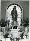 Gentbrugge: Achterdries: Kapel, 1979