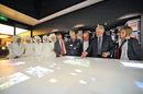 Officiële Opening toeristisch infokantoor Oude Vismijn 24