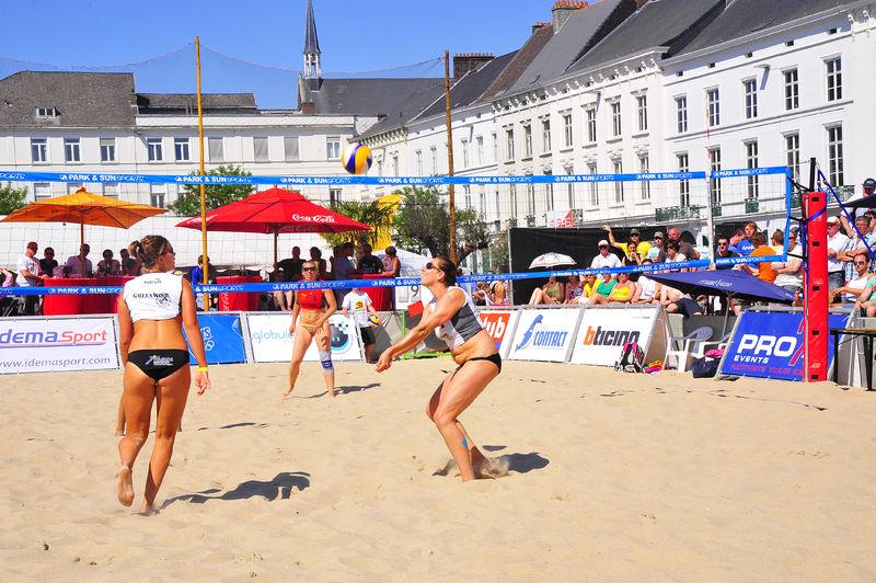 Belgian Beachvolley Championship 2012 - Gent 14