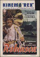 Ein Robinson   Robinson, Rex, Gent, 18 - 24 juni 1943