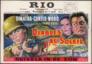 Diables au Soleil | Duivels in de Zon, Rio, Gent, 1 - 4 april 1960